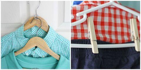 Clothes Hanger Hacks