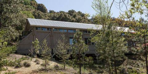 Covered  Bridge House