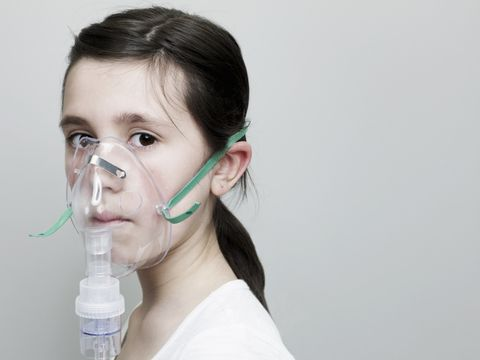 Dealing With a Child With Asthma - Parenting Essay
