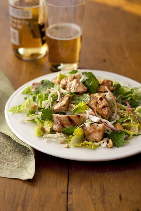 Grilled Chicken Chopped Salad - Grilled Chicken Recipes