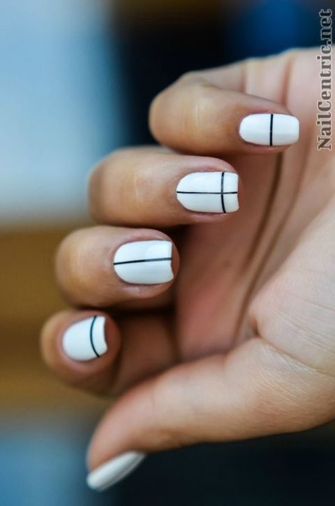 9 Easy Nail Designs Best Nail Art Ideas That Are Easy