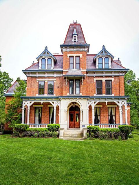 Historic Cincinnati Victorian House - Unique Historic Real ...