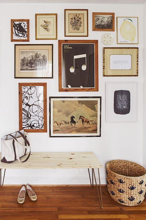 Gallery Wall - DIY Home Decor
