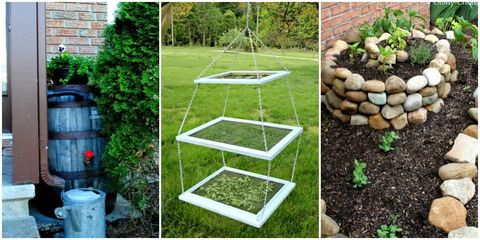 DIY Garden Projects - Functional Gardening DIY Ideas