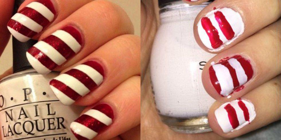 16 Funny Pinterest Fails - Bad Nail and Makeup Tips