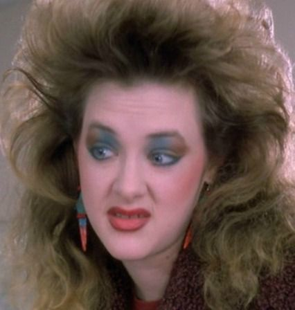 Bad 80s Beauty Trends Embarrassing Eighties Hairstyles And Makeup