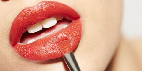 Lip, Cheek, Skin, Eyelash, Tooth, Jaw, Organ, Close-up, Photography, Tongue,