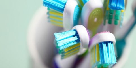 Where You Store Your Toothbrush makes a difference