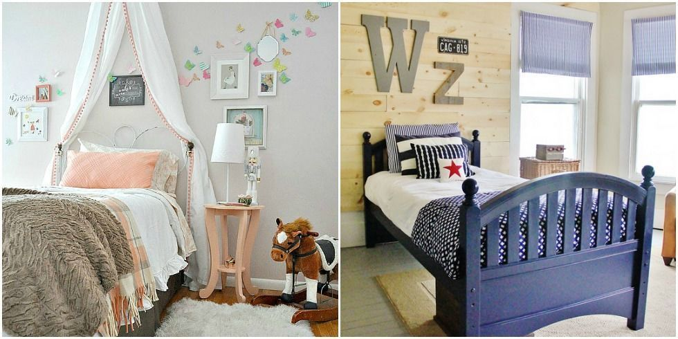 12 best kids room ideas diy boys and girls bedroom decorating rh goodhousekeeping com