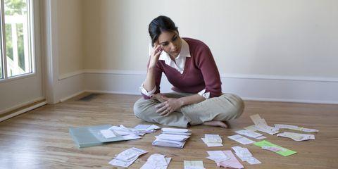 debt - how i got myself into massive debt