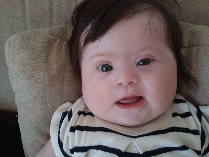 Mom Posts Impassioned Plea to Talk Differently About Down Syndrome
