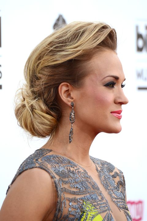 50 Easy Updo Hairstyles for Formal Events - Elegant Updos to Try for ...