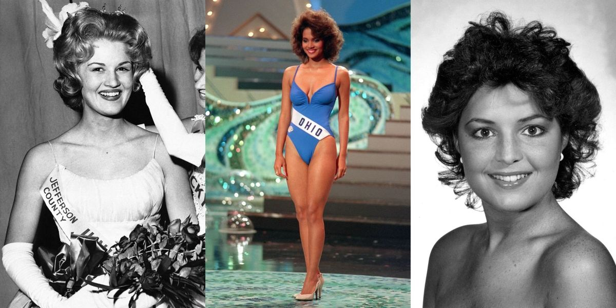 20 Famous Faces Who Started Out as Beauty Queens. Including Halle Berry
