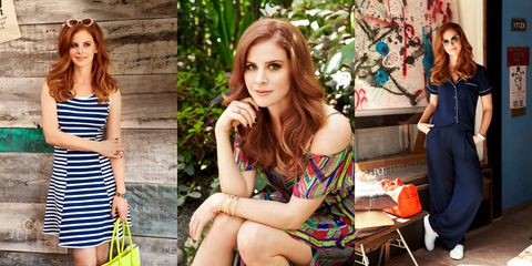 Sarah Rafferty S Summer Outfit Ideas Summer Fashion With Suits
