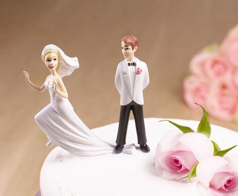 Pre-Wedding Doubts Leads to Divorce - UK Study