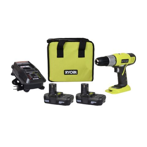 RYOBI 18V One+ Lithium-Ion Drill/Driver Kit Review