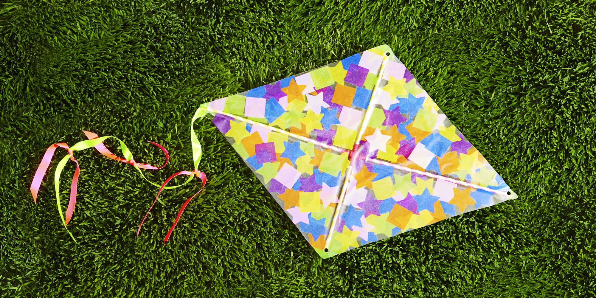 How to Make a Kite - Make Your Own DIY Kite