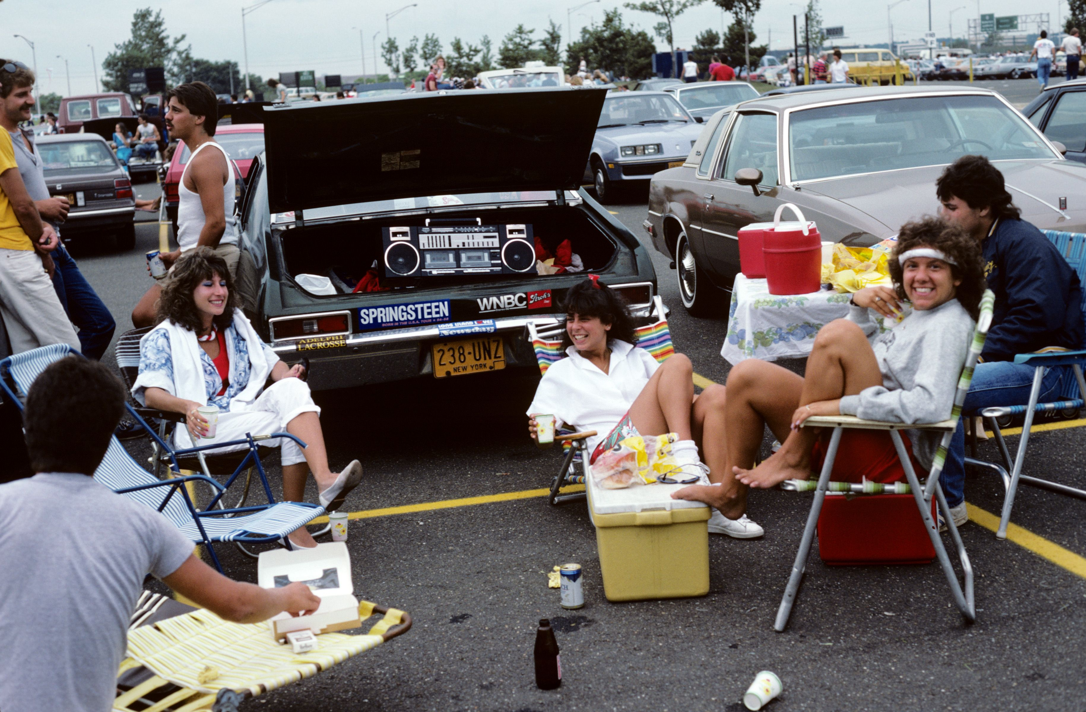 Photos of Summer 1985 - Fun Facts About 1985