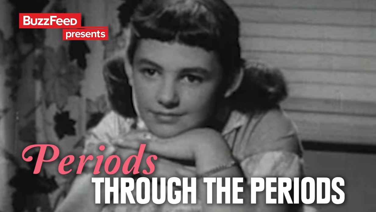 The Long And Interesting History Of Periods