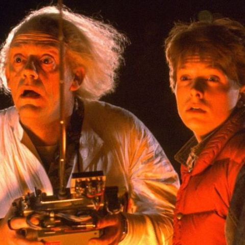 Best Kids Movies - Back to the Future.