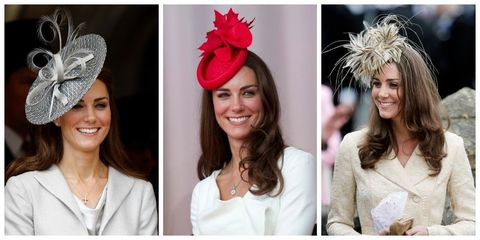 9056ea66 Kate Middleton's 12 Best Hat Moments. More proof that the Duchess of  Cambridge can pull off any look.