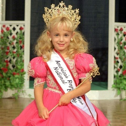JonBenet Ramsey pageant