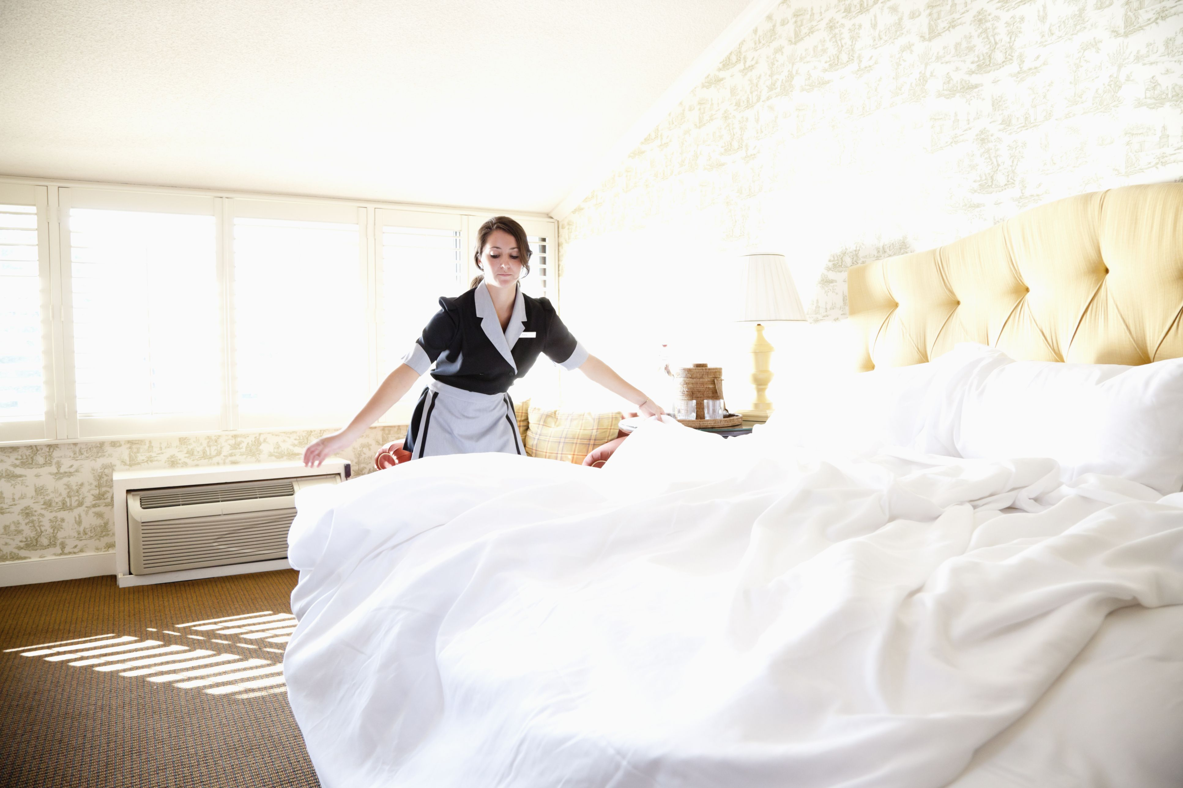 Strange Cleaning Secrets Of Hotel Maids Professional House Download Free Architecture Designs Sospemadebymaigaardcom