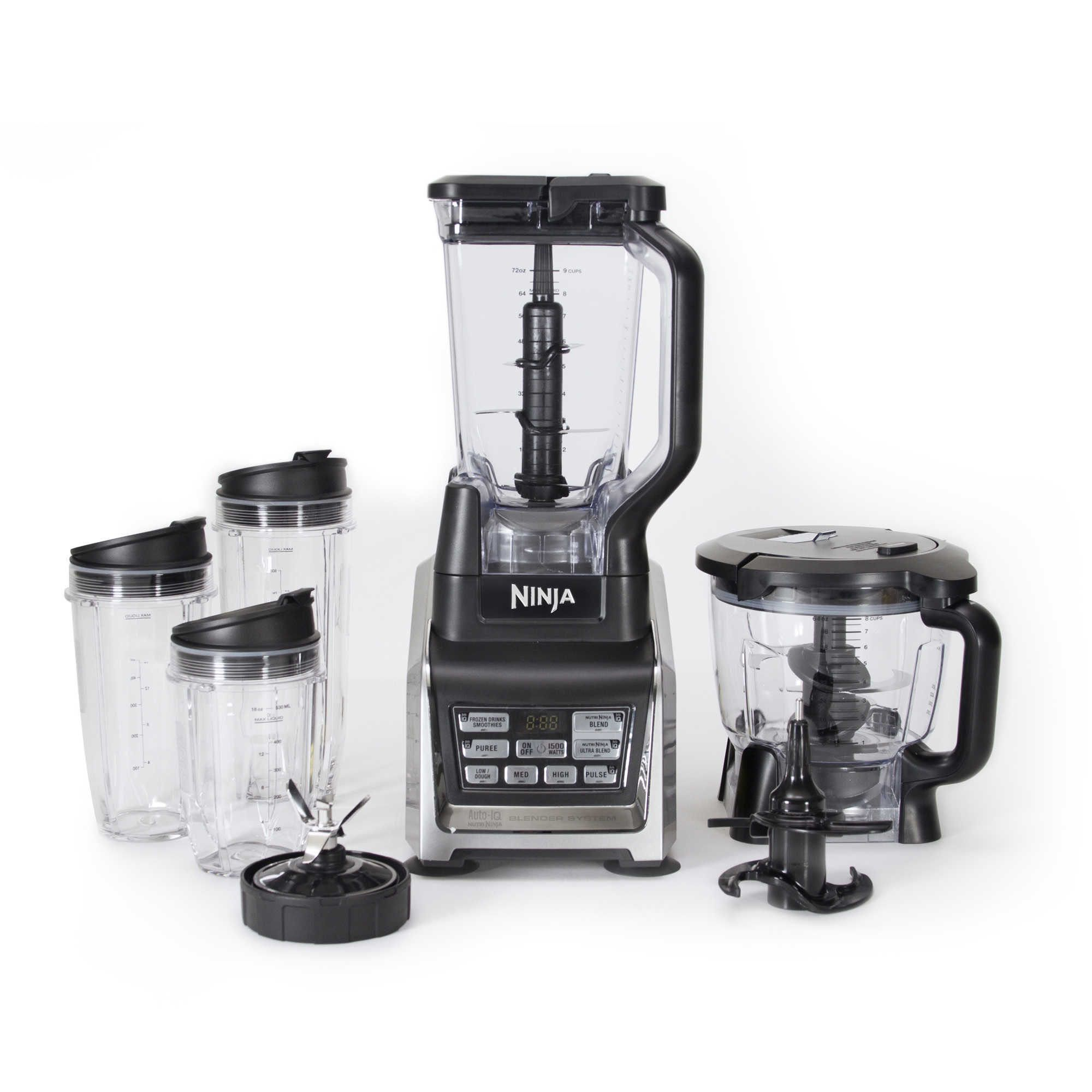 Nutri Ninja Blender System with Auto-iQ #BL682 Review