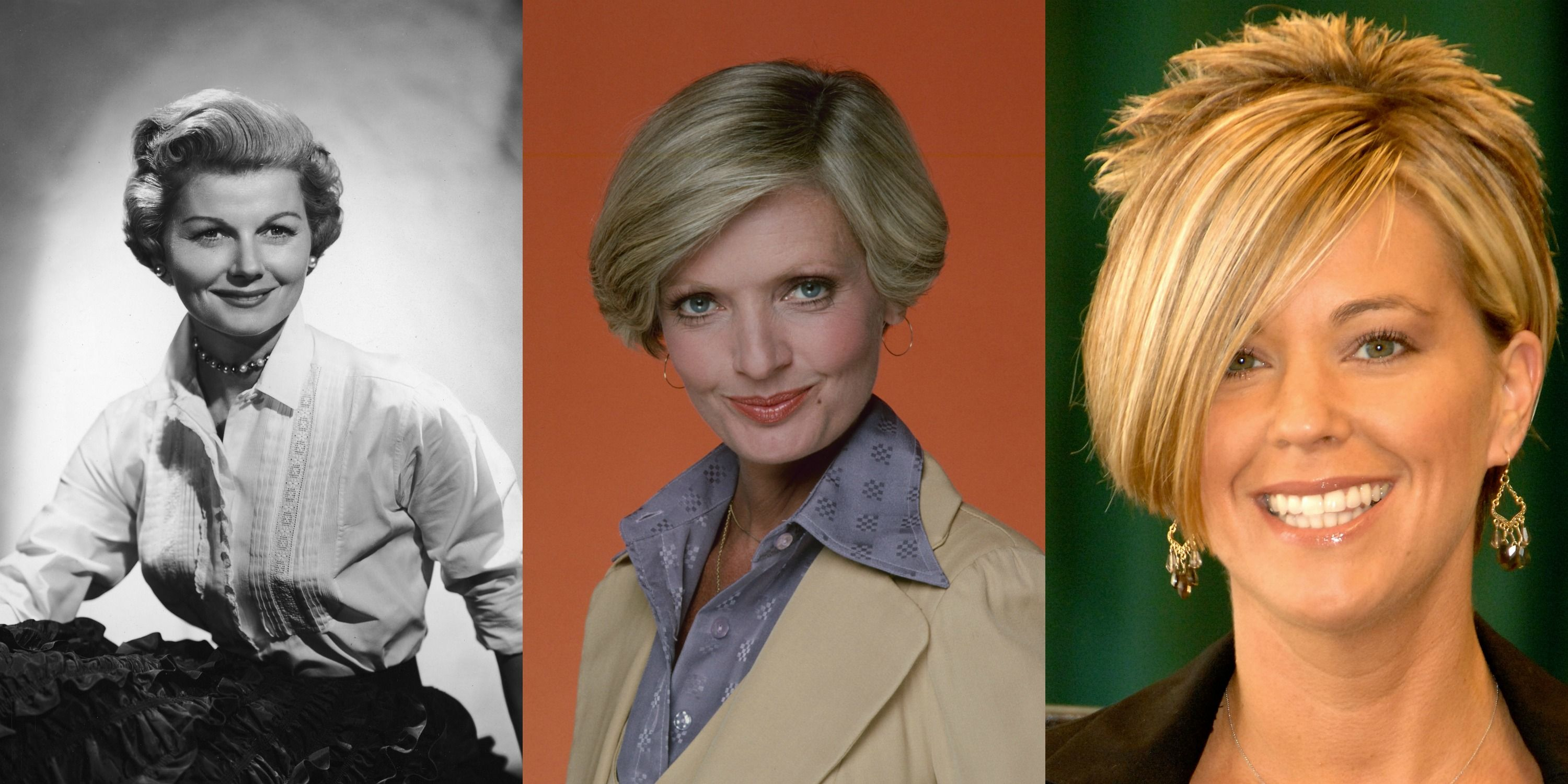 Mom Haircut History The Evolution Of Mom Haircuts