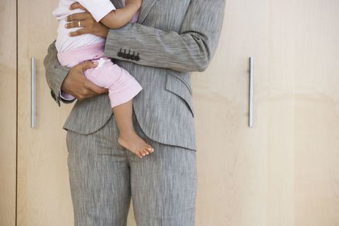 Working Moms Have More Successful Daughters