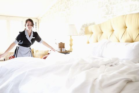 Cleaning Secrets of Hotel Maids - Professional House