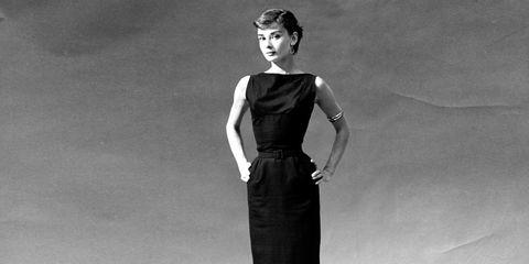 Audrey Hepburn Body