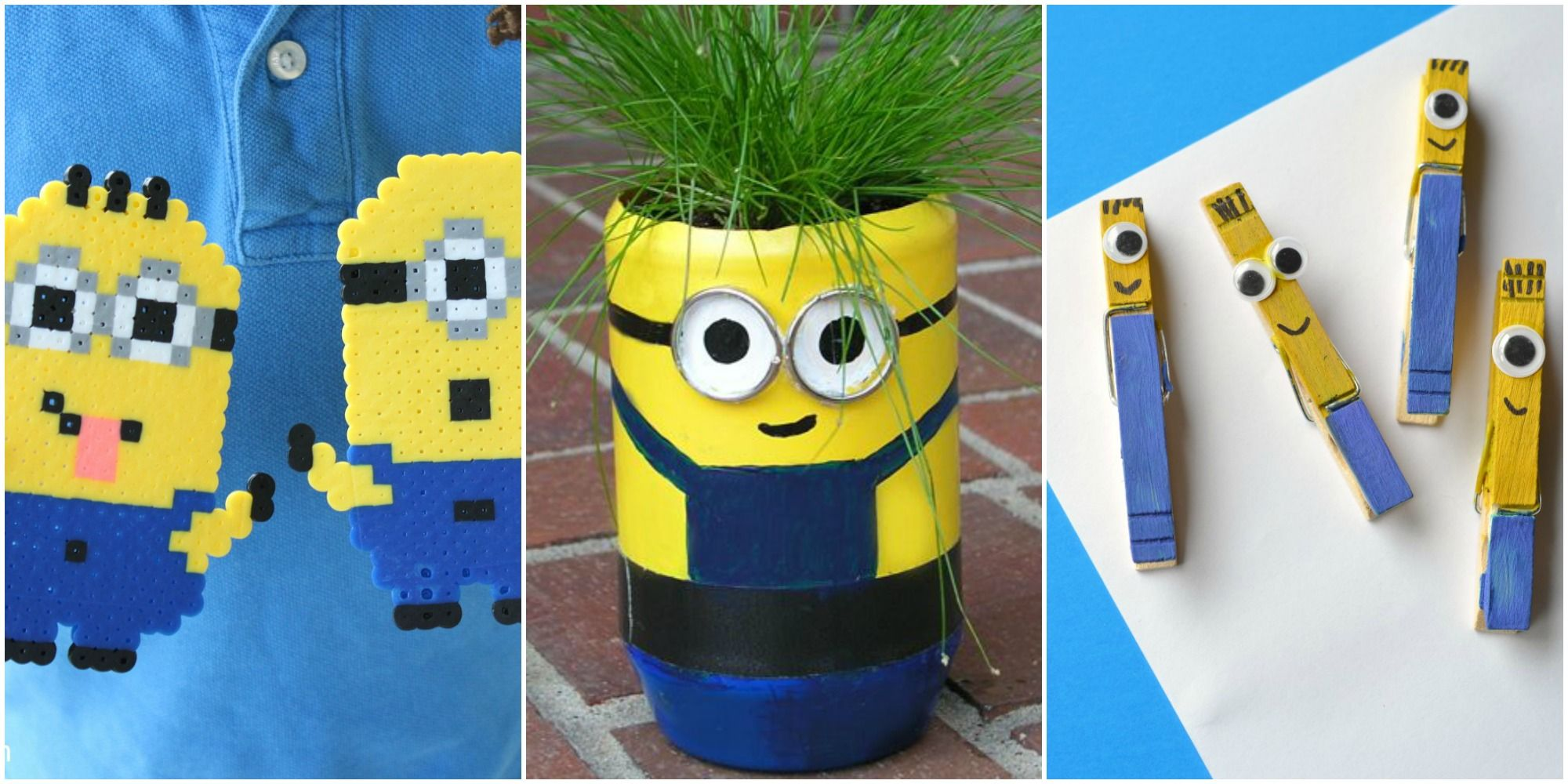 Marvelous Minion Crafts Part - 2: Good Housekeeping