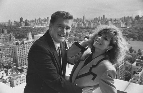 Regis and Kathie Lee Skyline