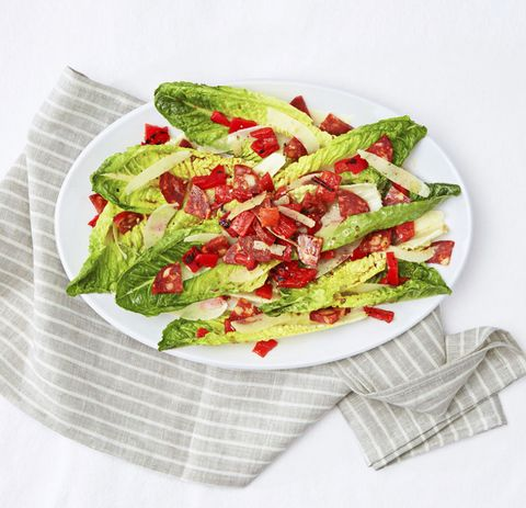 Tapas Salad - Healthy Lunch Ideas