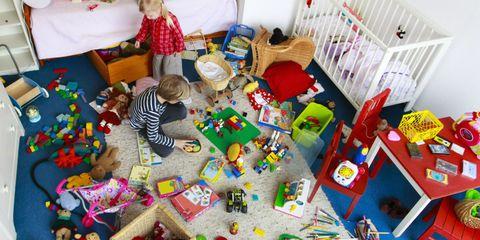 Kids Organized