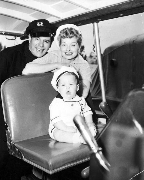 Rare Photos Lucille Ball's Family