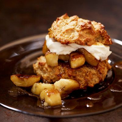 "<p>  	<!--StartFragment--> 	This shortcake is bananas B-A-N-A-N-A-S. It's also swimming in a buttery rum sauce, so you know it's good. 	<!--EndFragment--> </p><p><a target=""_blank"" href=""http://www.goodhousekeeping.com/food-recipes/a9699/banana-shortcakes-recipe/""><em>Get the recipe »</em></a> </p>"
