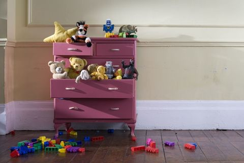 Kids and Clutter Lead