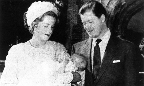 Princess Diana Baby Picture