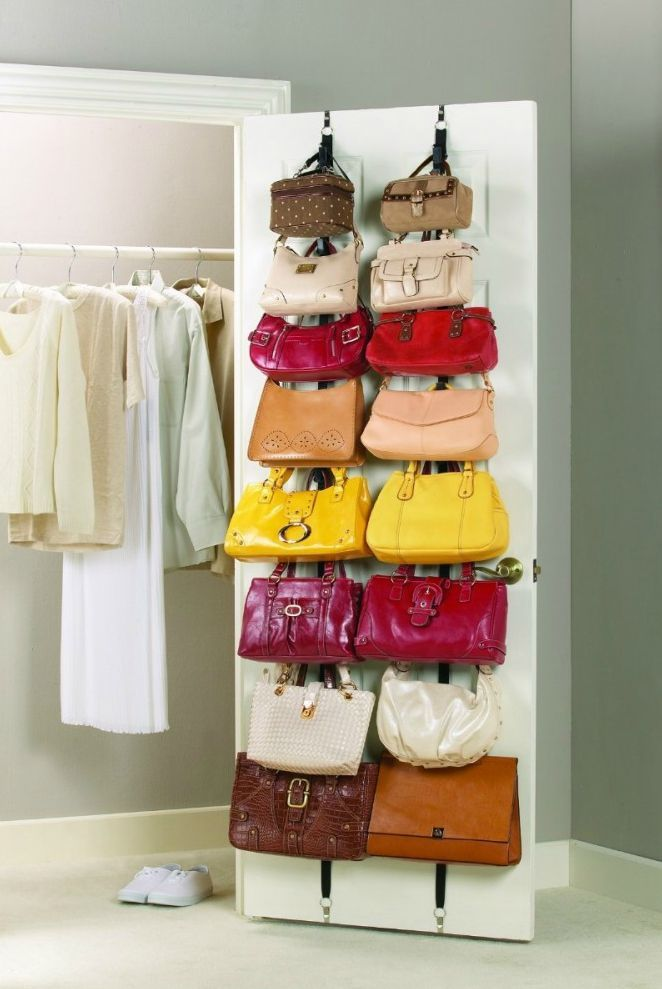 & How to Organize Purses - Keep Handbags Organized