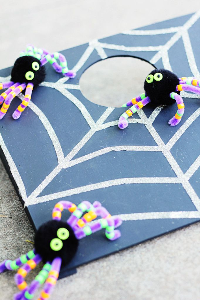 photograph regarding Come Inside It's Fun Inside Free Printable referred to as 25 Halloween Game titles for Small children - Entertaining Online games for Halloween