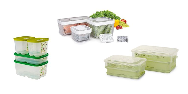 Vegetable Saver Containers Produce keeper reviews oxo greensaver produce keeper princess a few companies are offering up food storage products designed to prolong your fresh produces life workwithnaturefo