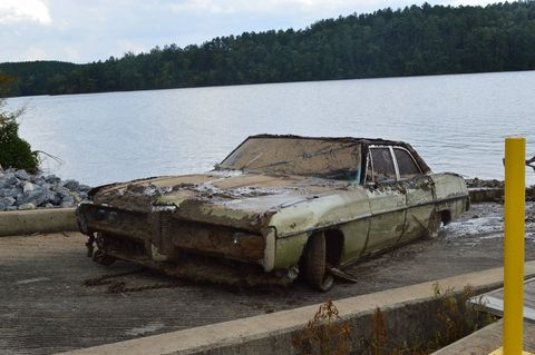 Amos Shook car found by Caldwell County Sheriff's Office