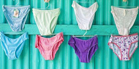 Blue, Green, Textile, Purple, Pattern, Teal, Symmetry, Window treatment, Undergarment, Banner,