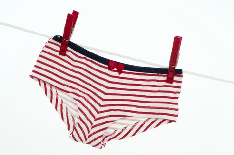 Red, Line, Undergarment, Carmine, Maroon, Coquelicot, Briefs, Lingerie, Underpants, Undergarment,