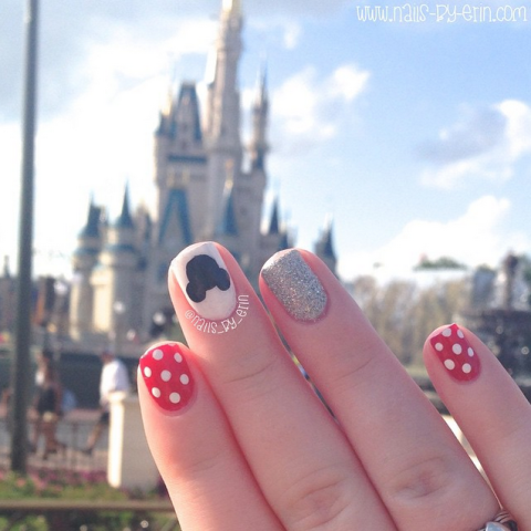 image - 11 Disney Inspired Manicures Even Adults Will Love