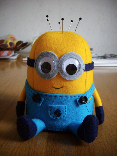 minion pincushion