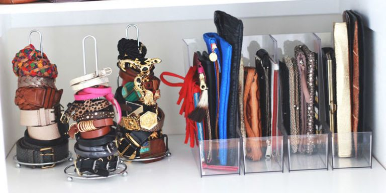 You Can Still Have A Tidy Closet U2014 Even If Handbags Are Your Achilleu0027s Heel.