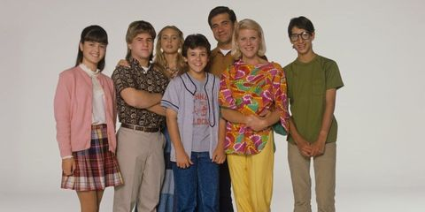 Cast of the Wonder Years
